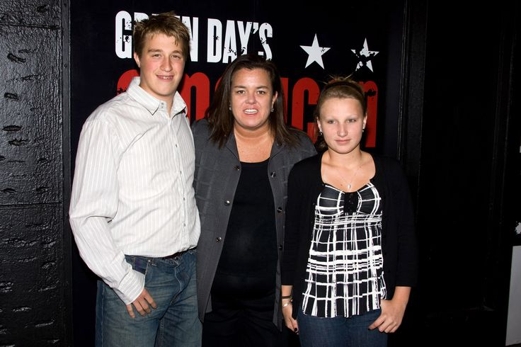 Rosie O\'Donnell\'s daughter Chelsea has been found