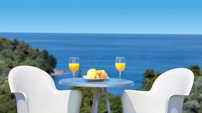 Valamar Diamant Hotel**** in Porec / Kroatien: Entspannung an der Adria-Küste #adria #Valamar  #Kroatien