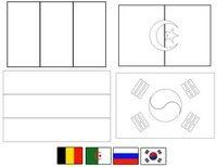Kleurplaat Groep H