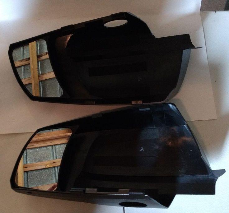 K Source Snap & Zap Towing Mirror Set Toyota Tundra (07-15) Sequoia (08-14) | eBay Motors, Parts & Accessories, Car & Truck Parts | eBay!