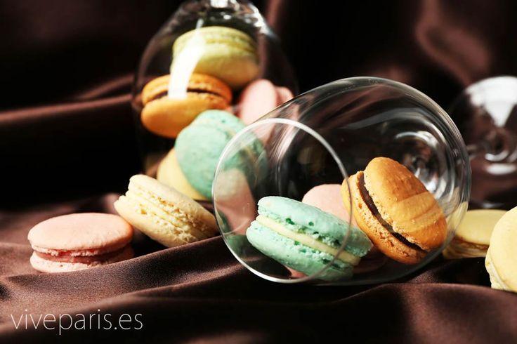 Dónde comer en París | #macarons #paris