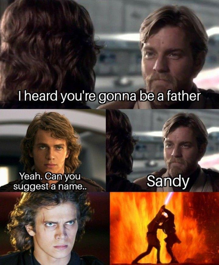 Ohh Sand Starwars Starwarsmemes Star Wars Jokes Star Wars Humor Star Wars Facts