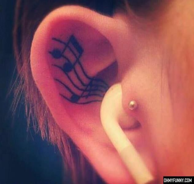 An Amazing Tattoo