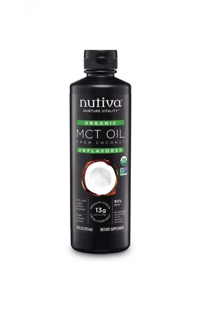 Nutiva MCT Olie 473ml