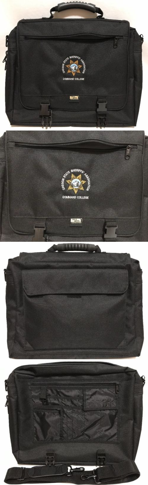 Other Hunting Holsters and Belts 22701: Uncles Mikes Concealed Carry Briefcase Bag Case Or Sheriffs Association Cc Patch -> BUY IT NOW ONLY: $44.89 on eBay!