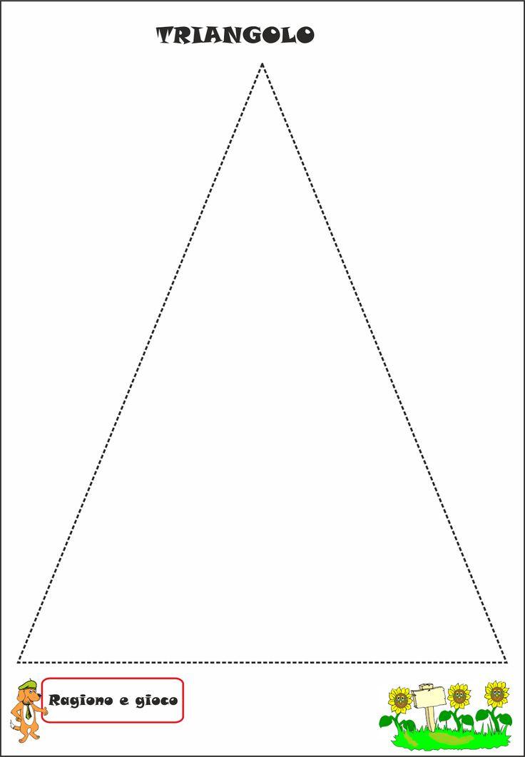 A Scuola con Poldo: Triangolino e il paese di Triangopoli