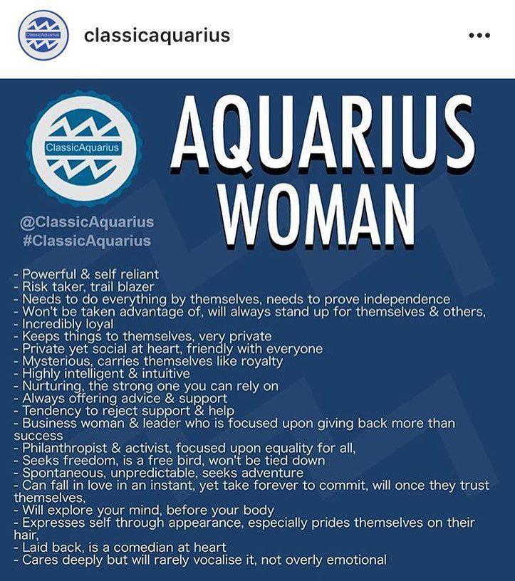 """797 Likes, 109 Comments - ♒️♒️♒️⠀⠀⠀⠀⠀AQUARIUS (@classicaquarius) on Instagram: """"#ClassicAquarius #Aquarius"""""""