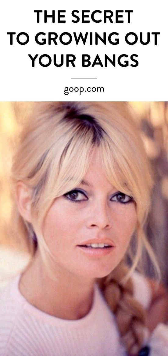 Celebrity hair stylist, Harry Josh shares tips for how to grow out your bangs like a pro.