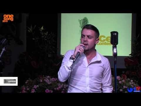 Sardinia Voice Contest - One Song 2015 Esibizione di Stefano Corda