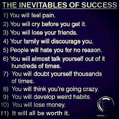 All Stage to Success