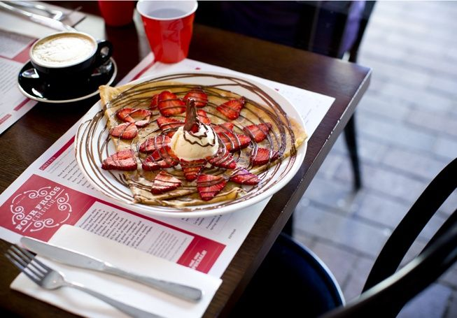 Four Frogs Creperie | Mosman