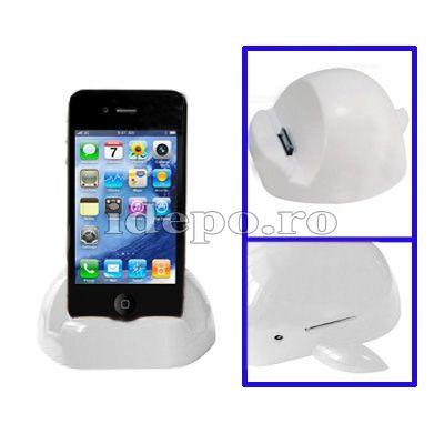 iDock iPhone, iPad  Apple  Accesorii iPhone 5