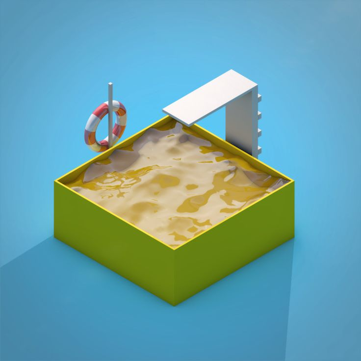 Jan 07 Holiday...2 for the price of one #cinema4d #everyday #almost