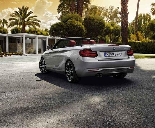 BMW 2 Series Convertible (F23), 228i, light-alloy wheel double spoke 384