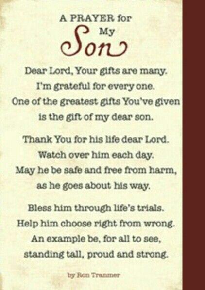 #Prayer for my beautiful boys!
