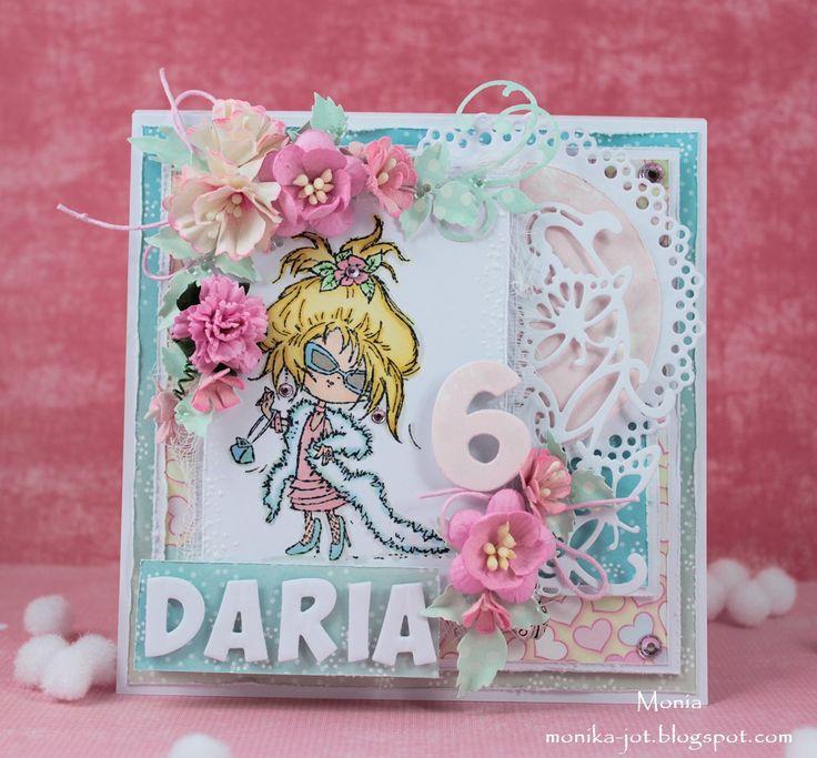 Don & Daisy: Birthday card