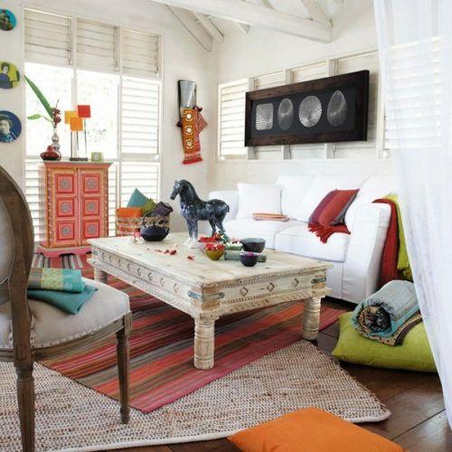 Die besten 25+ Marokkanischer Stil Ideen auf Pinterest - moderne marokkanische wohnzimmer