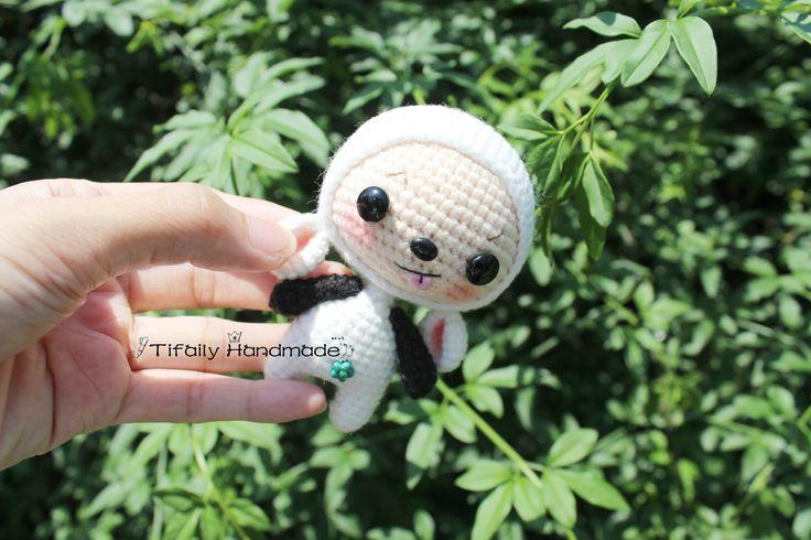 [Оригинал] Tifaily кролика вязания крючком электронный графический (незавершенный) Нет видео-учебник - глобальная станция Taobao