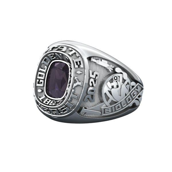 Strayer University Graduation Ring