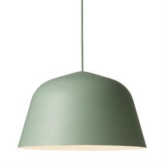 The Ambit pendant from Danish Muuto is designed by the Swedish design- and architect studio TAF Architects. Ambit has a classic and minimalistic shape and comes in several colors, suitable for all kind of homes. The shade is made of aluminum and has a pale inside which creates a tranquil and cozy light. Where would you like to place your Ambit pendant