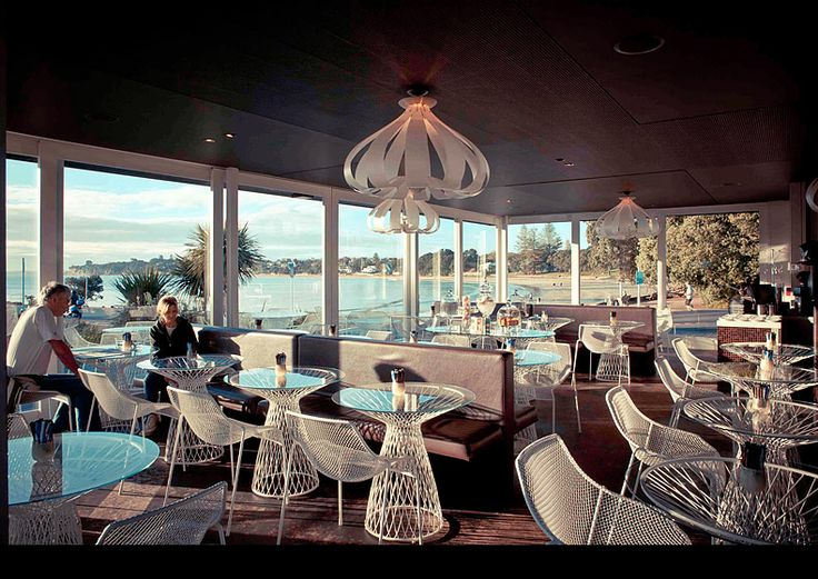 Takapuna Beach Cafe, popular for a reason