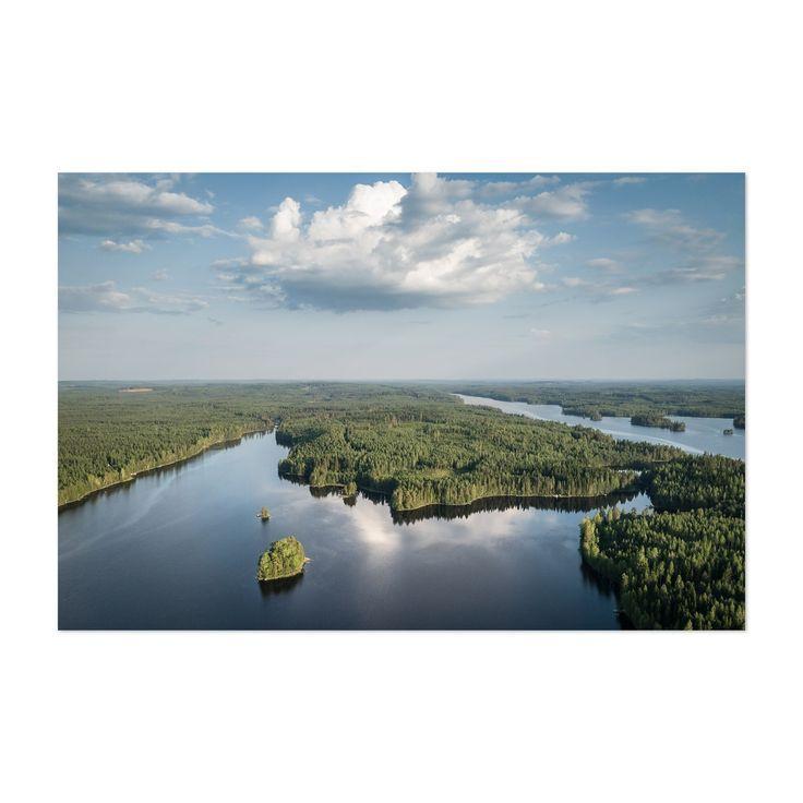 Noir Gallery Kangasniemi Finland Landscape Unframe…