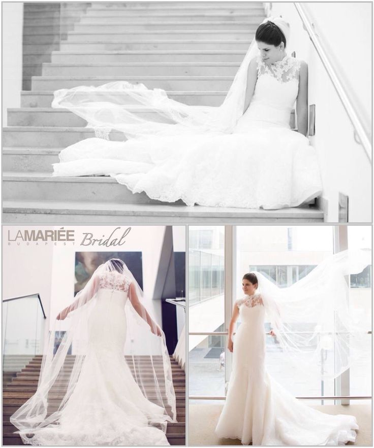 Ugalde esküvői ruha - Pronovias kollekció - Kata menyasszonyunk - La Mariée Budapest http://lamariee.hu/eskuvoi-ruha/pronovias-2013/ugalde