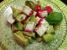 http://www.chefkoch.de/rezepte/2405211379967540/Avocado-Surimi-Salat.html