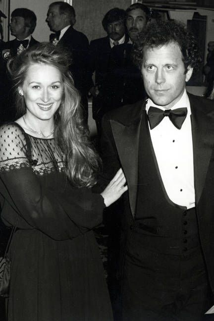 The cutest Oscars couples: Meryl Streep and Don Gummer