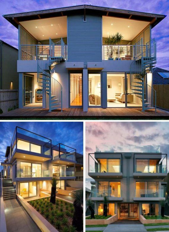 Modern duplex ideas for the house pinterest modern - What is duplex house concept ...