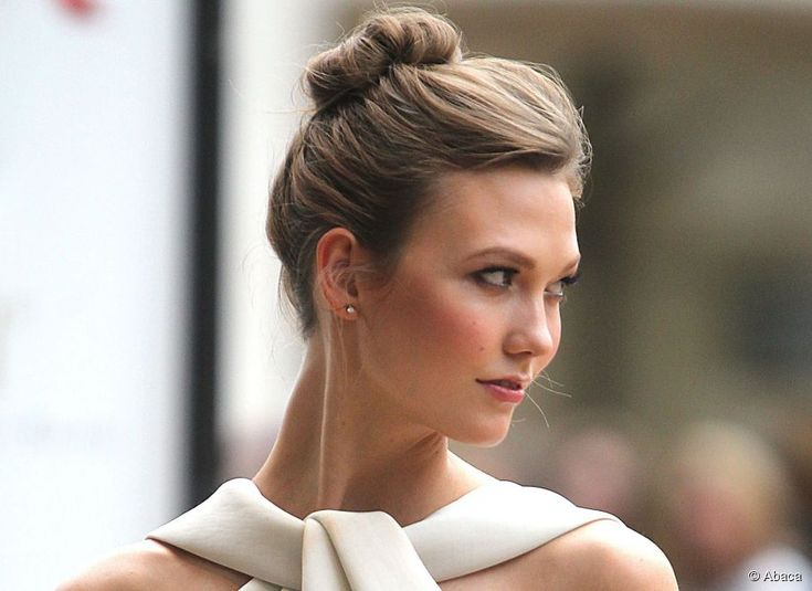 Casual, chic weekend hairstyle: Look well lazy