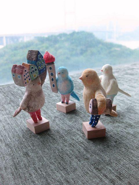 birds 1 by bettycat