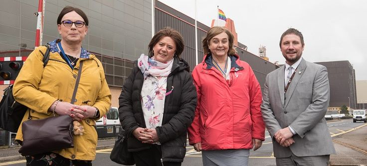 Sellafield marks Transgender Awareness Day http://www.cumbriacrack.com/wp-content/uploads/2017/03/Transgender-flag-raising-0189.jpg Workers at Sellafield have marked International Transgender Day of Visibility to show support for employees within the transgender community    http://www.cumbriacrack.com/2017/03/31/sellafield-marks-transgender-awareness-day/