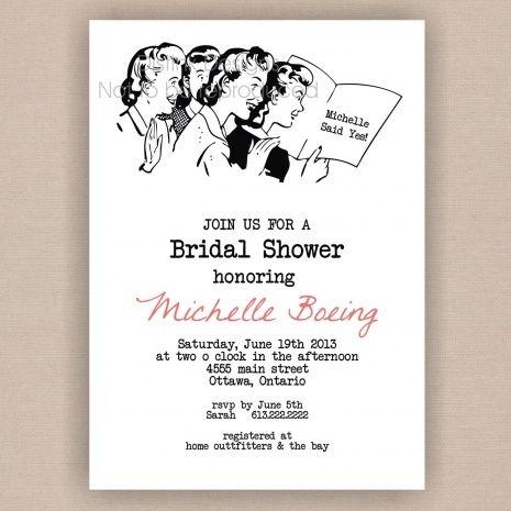 Best 25+ Bridal shower invitation wording ideas on ...