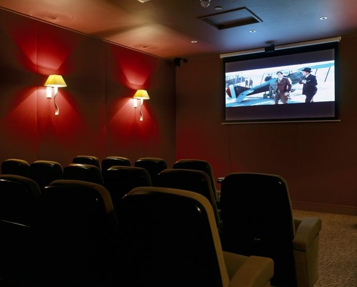 29 seat cinema fawsley hall