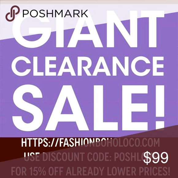 💜 MASSIVE SALE! 💜 💜 Use Discount Code: POSHLOVE for 15% OFF ALREADY REDUCED PRICES! 💜 Additional VIP Personalized Lifetime Discount Code with Thank You card accompanying your 1st order! Good for 25% OFF EVERY FUTURE ORDER at Boho Loco Fashion Boutique! 💜 Free People Bags Crossbody Bags