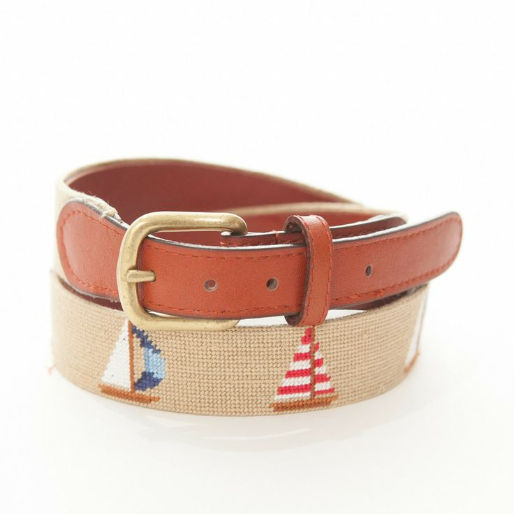 Needlepoint Belts are so cute and classic prep ...