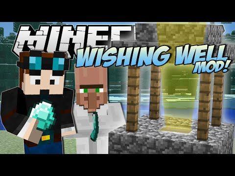 Minecraft | VILLAGER HACKING MOD! (Watch Dogs Villager Secrets!) | Mod Showcase - YouTube