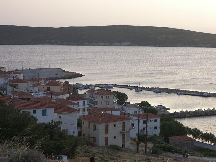 Sigri - Lesvos Island - Greece