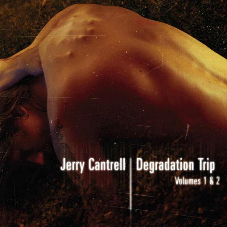 Jerry Cantrell - Listen to free music by Jerry Cantrell on Pandora