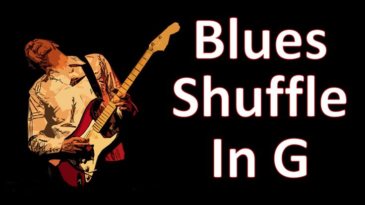 http://www.facebook.com/HomeTracks :: Play guitar with this backing track Blues Shuffle In G. Play your own blues guitar solo with this blues backing track. ...