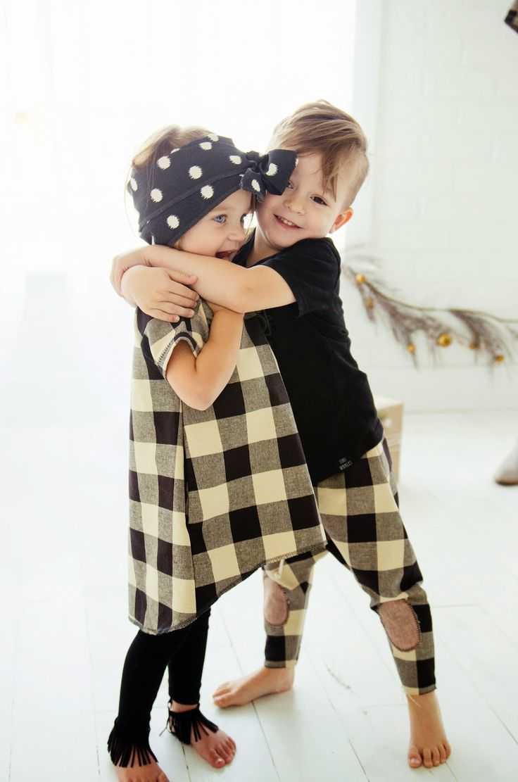 matching clothes for boys and girls!