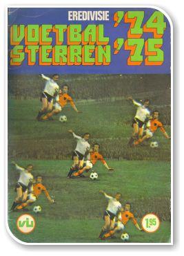 Voetbal Sterren 74-75