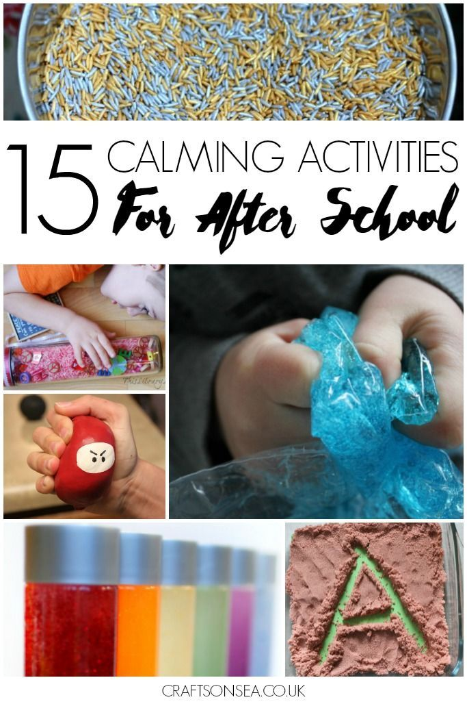 These tried and tested calming activities for after school are great for children or toddlers that need to wind down at the end of the day.