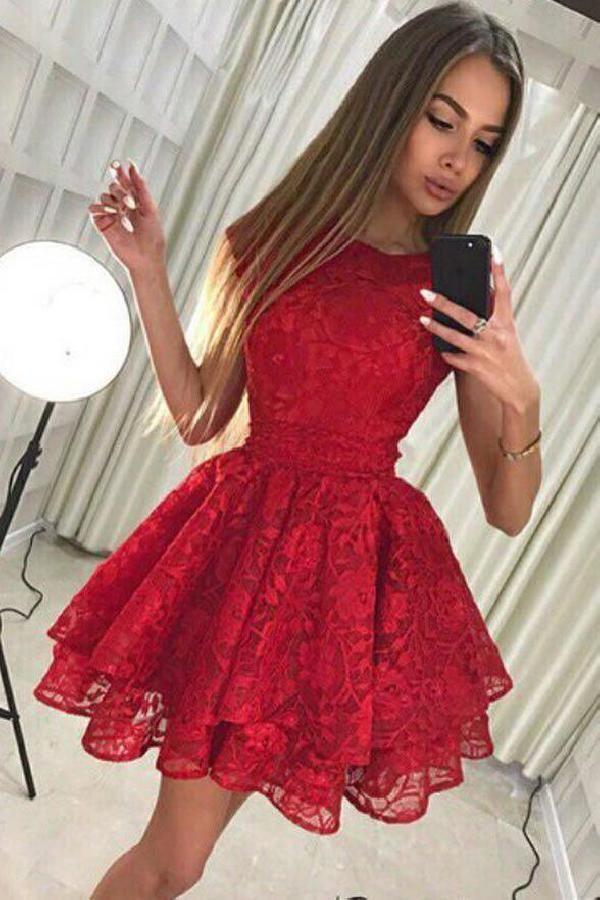 Pin On Short Homecoming Dresses
