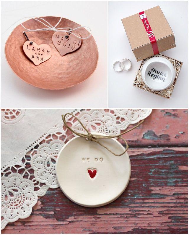 Die 25 schönsten Ringkissen und Ringschalen für 2015   Hochzeitsblog - The Little Wedding Corner