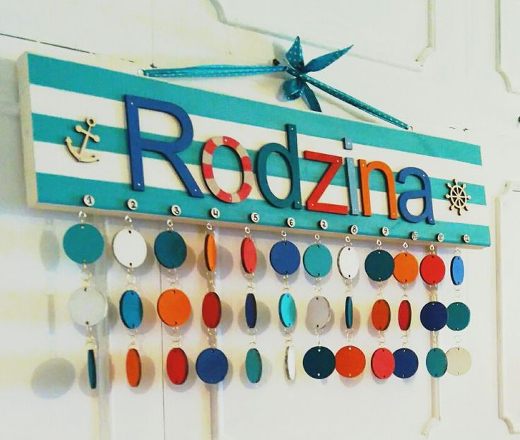 Kalendarz Rodzinny  Można kupic tu: http://pl.dawanda.com/product/90795535-kalendarz-rodzinny