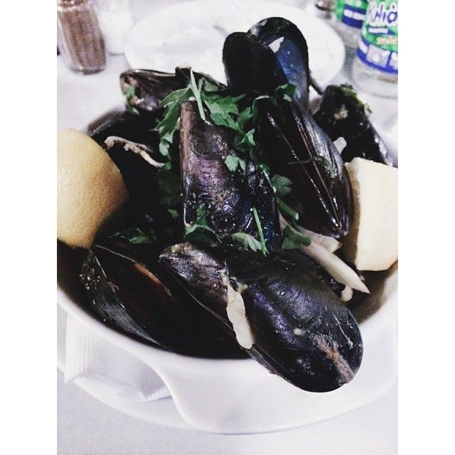Mussels! #RakiRestaurant Photo credits: @srslyhey