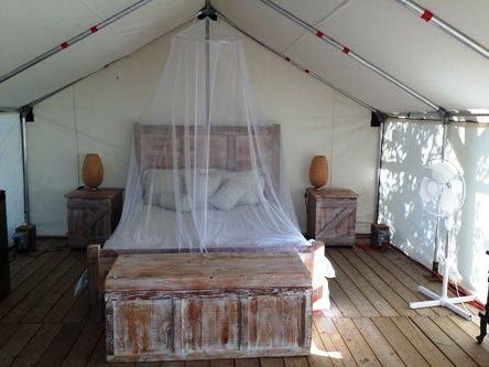 comfort camping in Alberta
