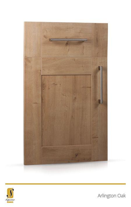 Arlington oak cabinet door #SCD www.supdoor.co.za